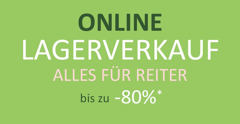 Freitag Online Lagerverkauf Pferd Reiter
