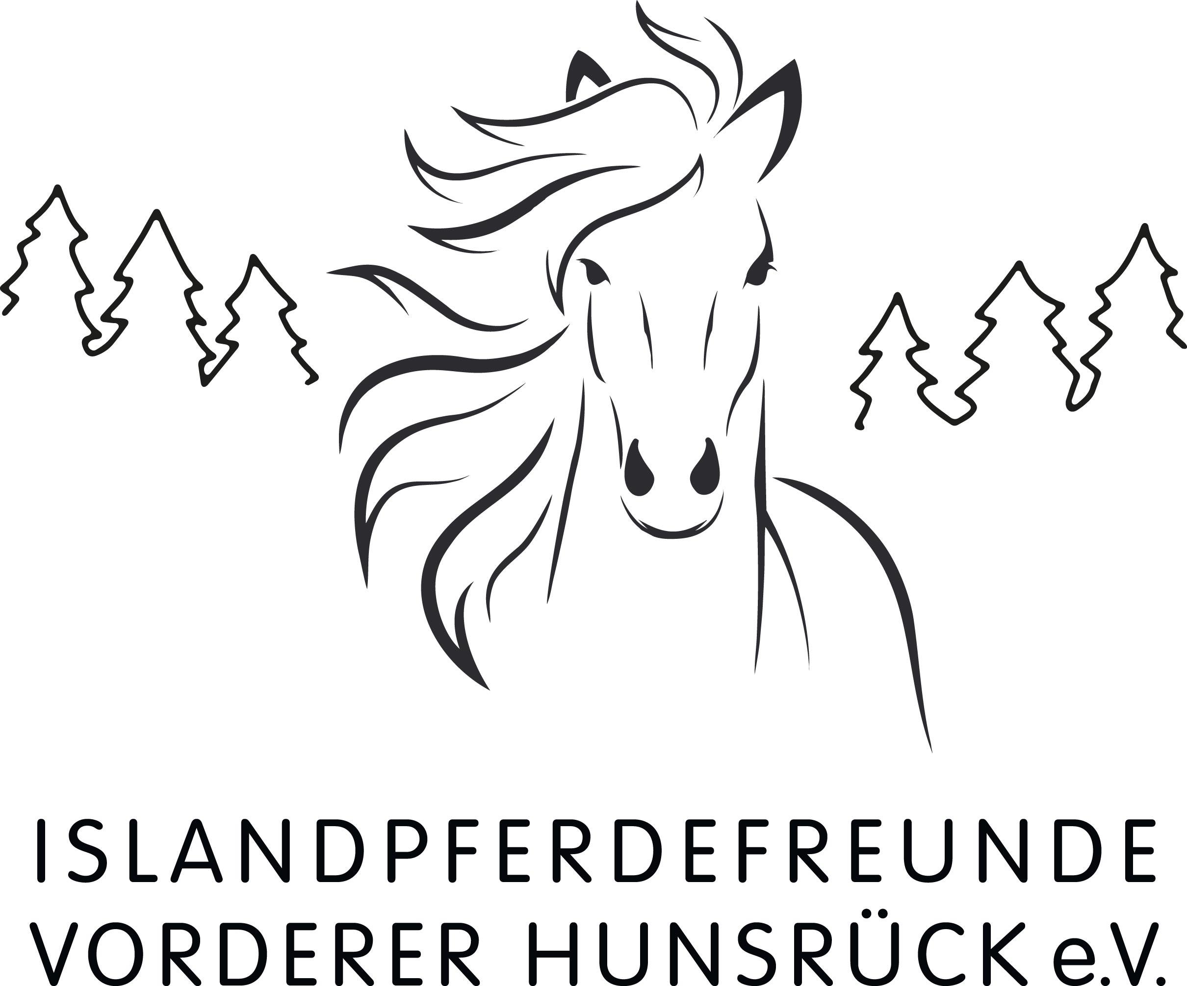 Islandpferde vorderer Hunsrück