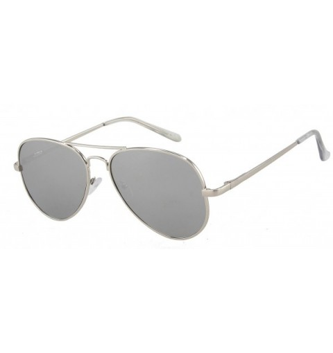 Pilotensonnenbrille - silber