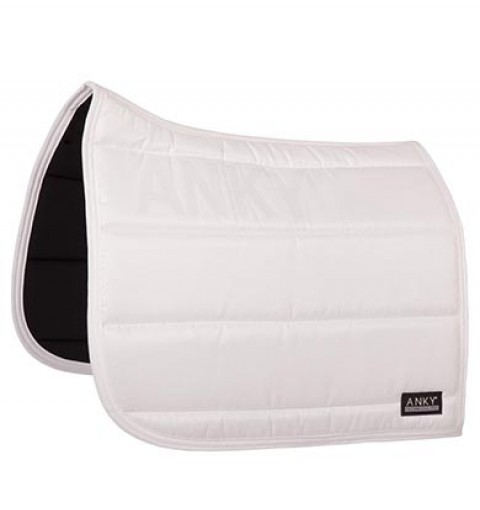 ANKY Saddle Pad Basic - white