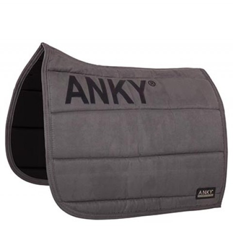 ANKY Saddle Pad Basic - graphite