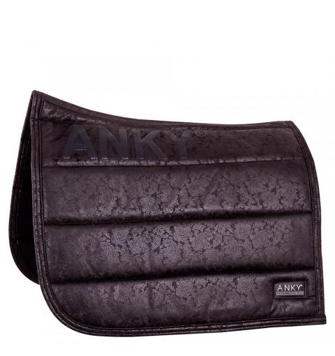 ANKY Saddle Pad Paisley - schwarz