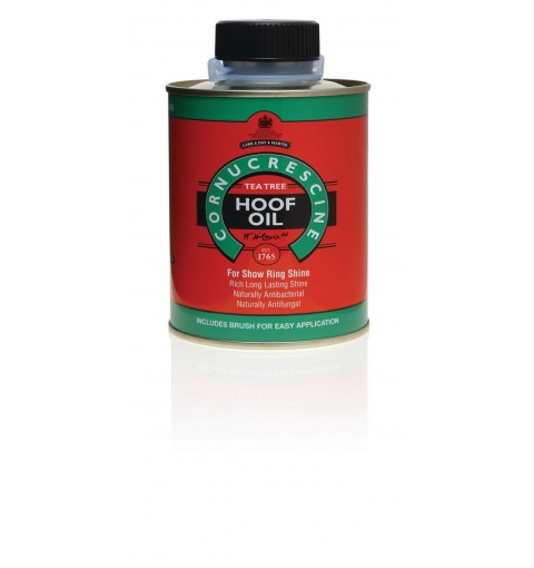Cornucrescine Teebaum Huf-Öl