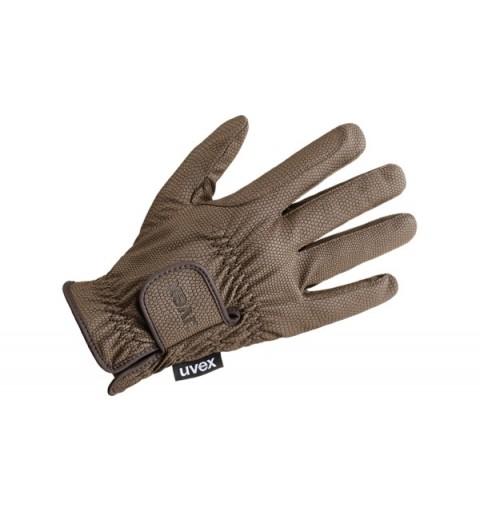 Reithandschuh sportstyle winter - brown