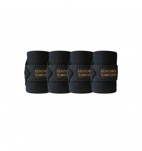 Bandagen Repellent 4er-Set - schwarz - onesize