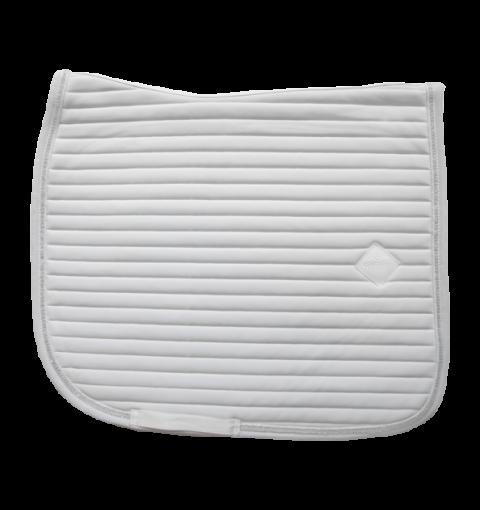 Schabracke Pearls Dressage - weiß
