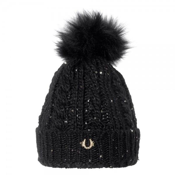 Mütze Tove - schwarz