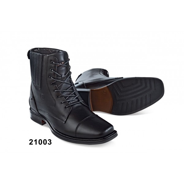 Stiefelette Elegance – black - 44