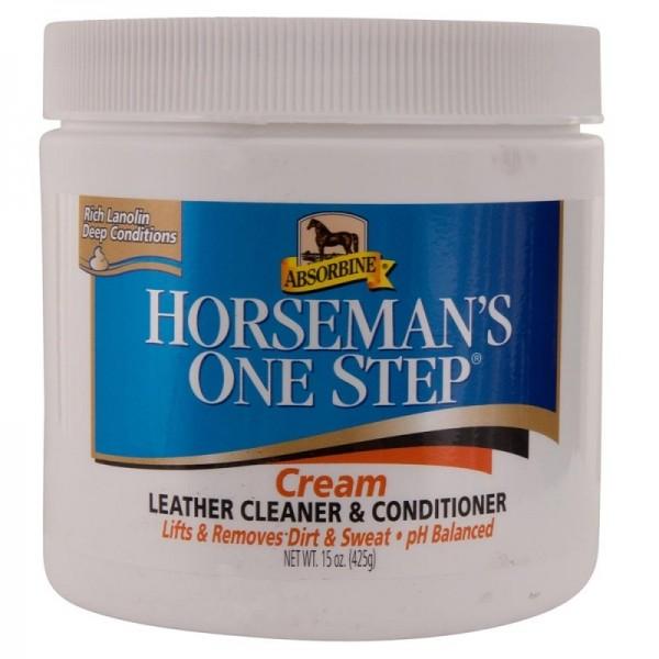 Ledercreme Horseman's One Step - 425g