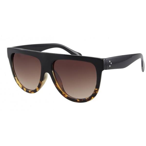 Wayfarer-Sonnenbrille Class One - braun