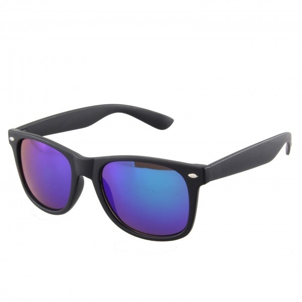 Sonnenbrille Keep Cool - schwarz-blau