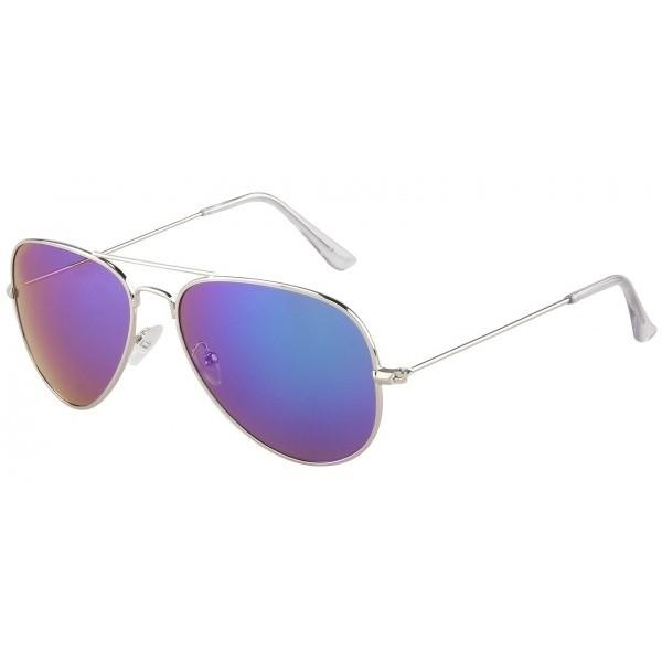 Pilotenbrille Sunshine - silver