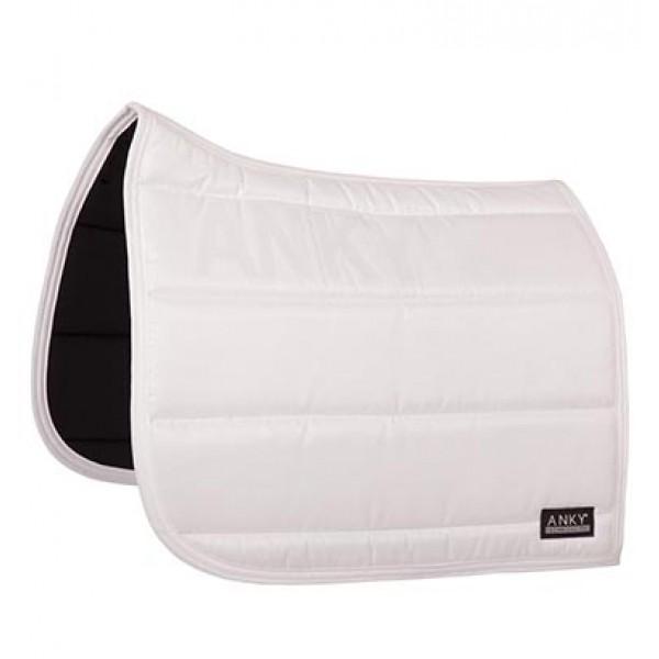 ANKY Saddle Pad Basic - white