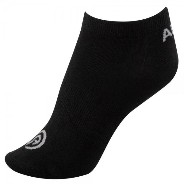Sneakersocken Technical - schwarz