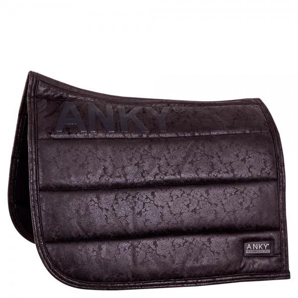 ANKY Saddle Pad Paisley - schwarz - Dressur