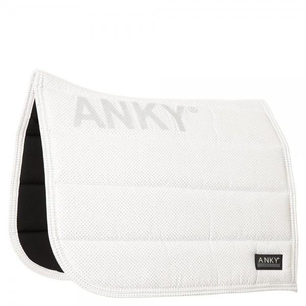ANKY Saddle Pad Shiny -weiß