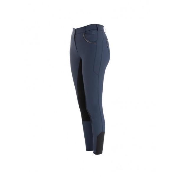 Reithose Shimmer Vollbesatz - dark blue