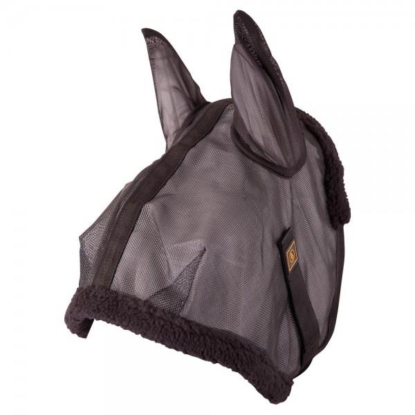 Fliegenmaske - schwarz
