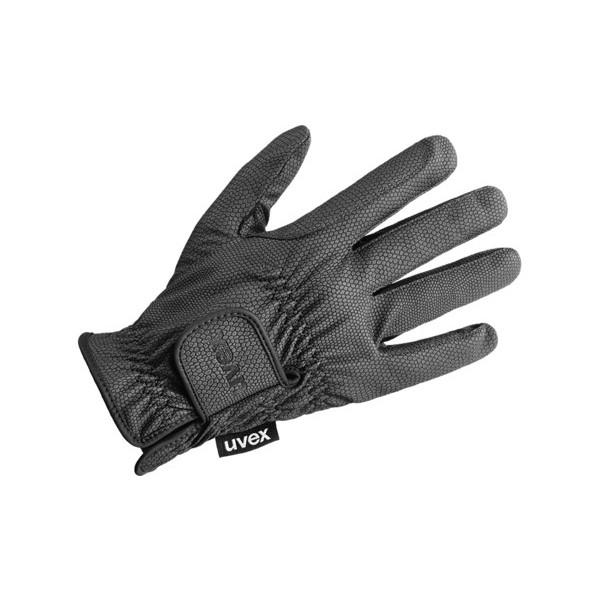 Reithandschuh sportstyle winter - black