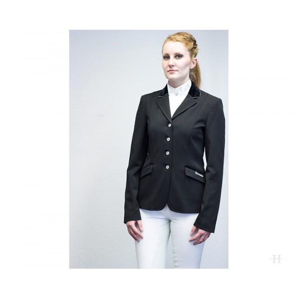 Jacket Galathea Sport mit Swarovski - schwarz - 80