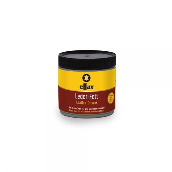 Leder-Fett-Schwarz-500 ml