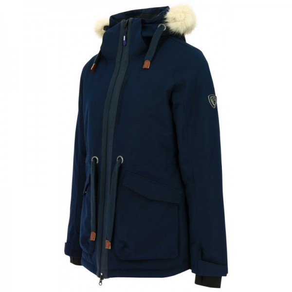 Parka Shelly - marineblau