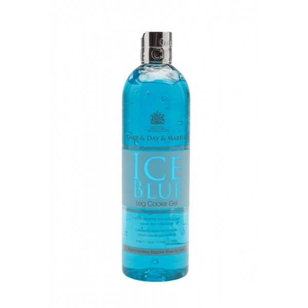 Ice Blue Leg Cooler