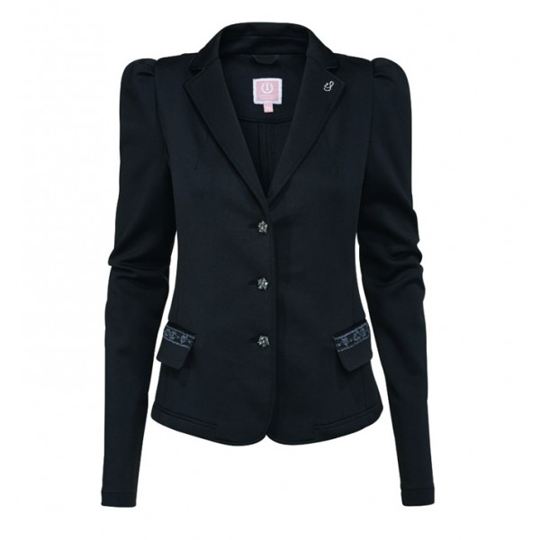 Turnierjacke Beatrice petit - Black - 42