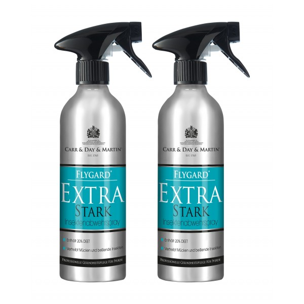 2er Set Extra Strength Insect Reppellent Spray - 2x 500ml