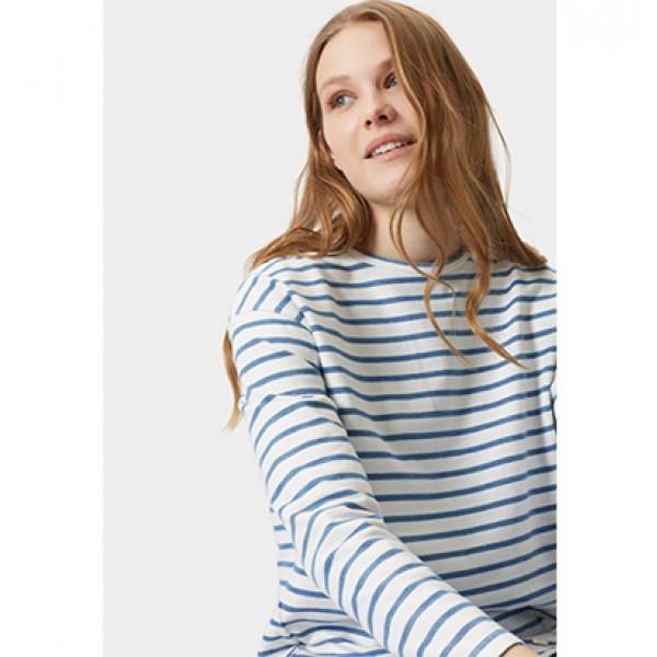 Clemence saltwash Rundhals-Sweatshirt - blau - 34