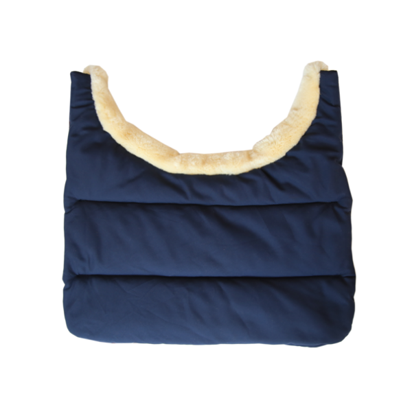 Horse BIB Winter - navy
