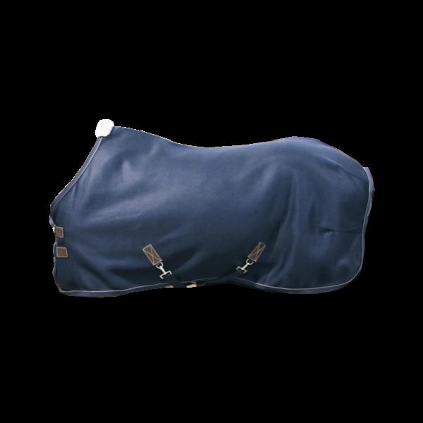 Abschwitzdecke 3D Spacer - marineblau