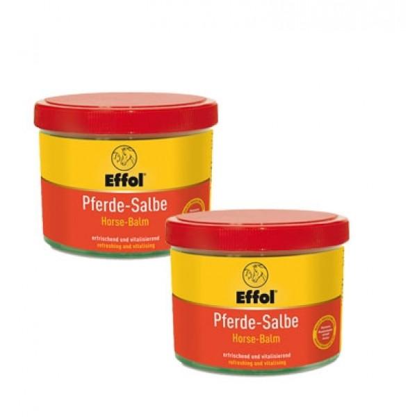 2er Set Pferdesalbe - 2x 500 ml