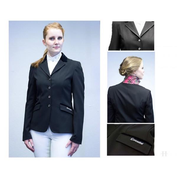 Jacket Galathea Sport - schwarz - 34