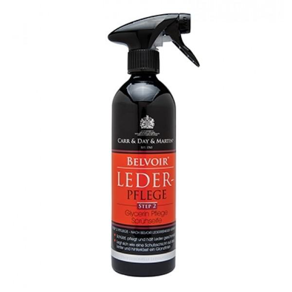 Step 2 - Belvoir Lederpflege