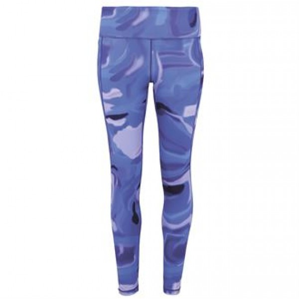 Damen Sportleggings Aurora - blue - S