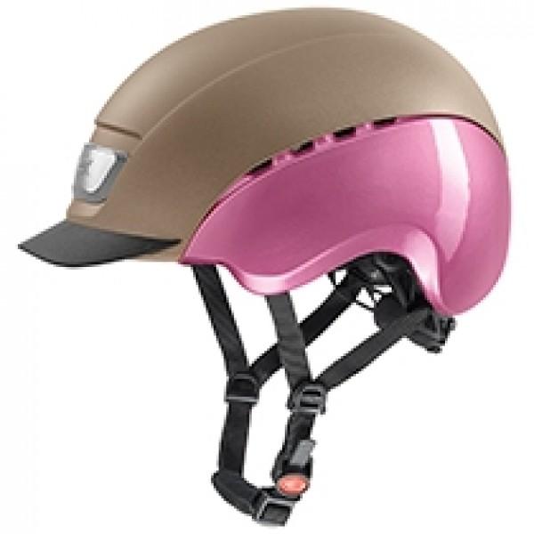 Reithelm elexxion pro ltd - champagner mat/ pink shiny