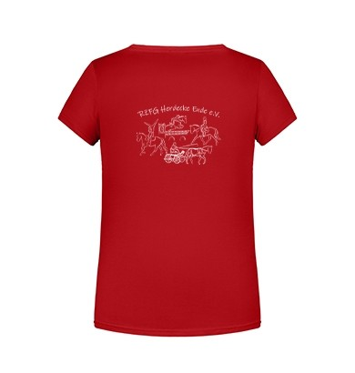 T-Shirt Kinder - rot