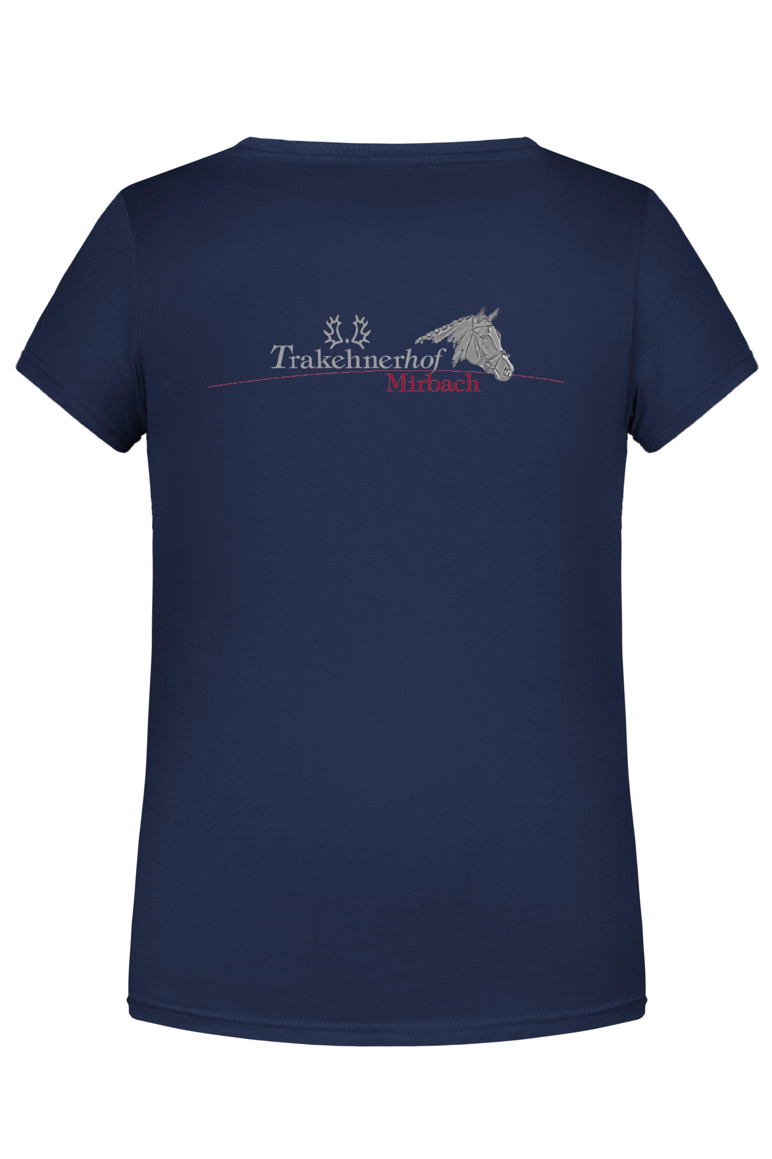 T-Shirt Kinder-navy