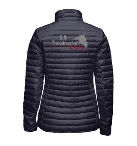 Steppjacke Damen- navy