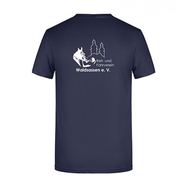 T-Shirt Herren -navy