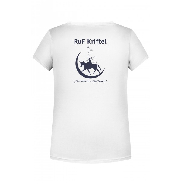 T-Shirt Kinder - weiß