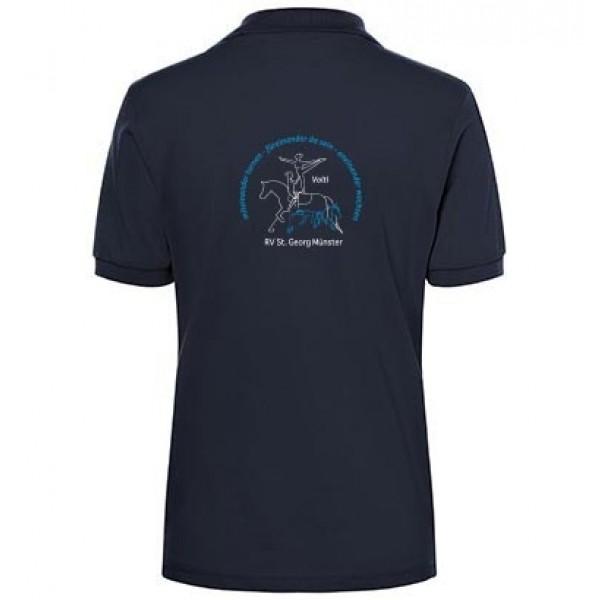 Poloshirt Damen Volti - navy