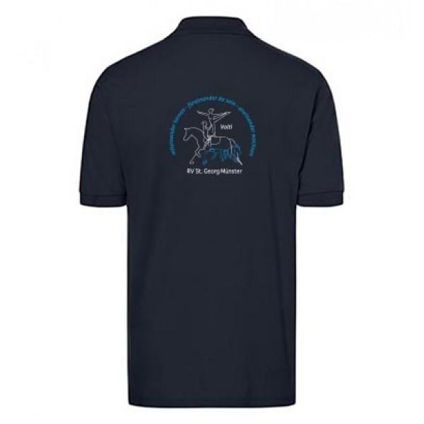 Poloshirt Herren Volti - navy