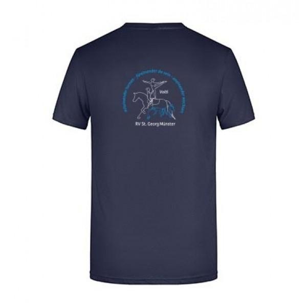 T-Shirt Herren Volti - navy