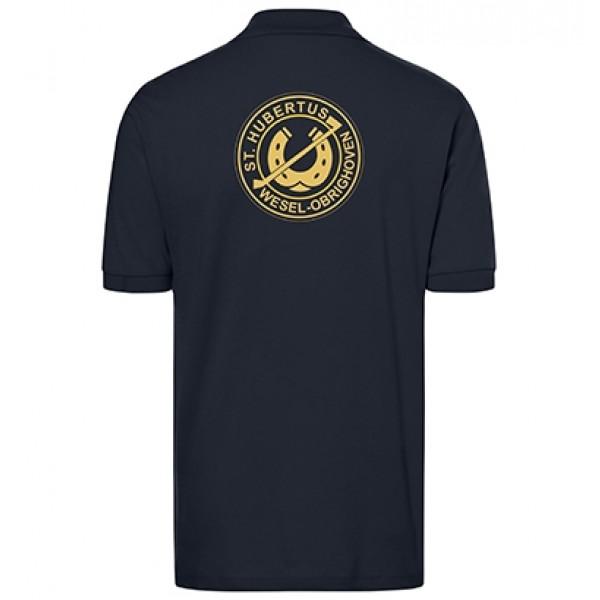 Poloshirt Herren - navy