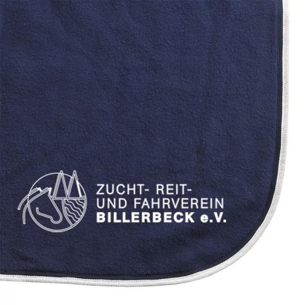 Abschwitzdecke -navy