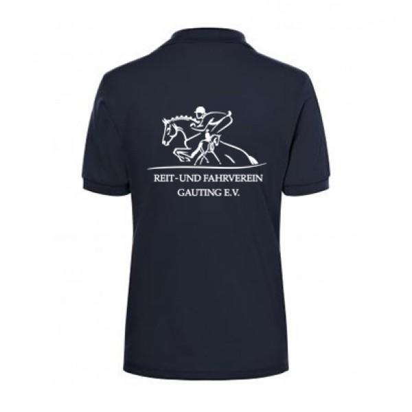 Poloshirt Damen -navy