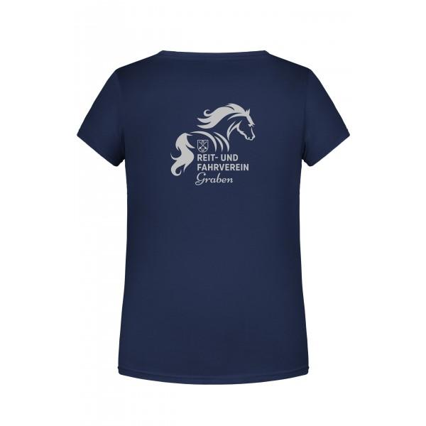 T-Shirt Kinder - navy