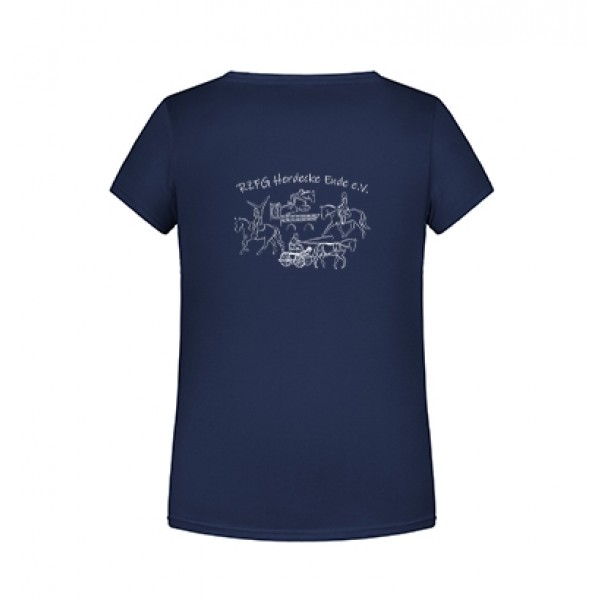 T-Shirt Kinder - navy